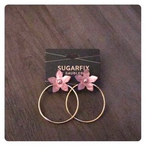 Lovely New SugarFix by BaubleBar Earrings
